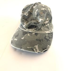 Nike One Size Camo baseball hat adjustable